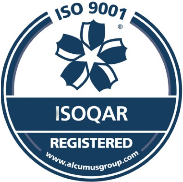 ISO Certified!